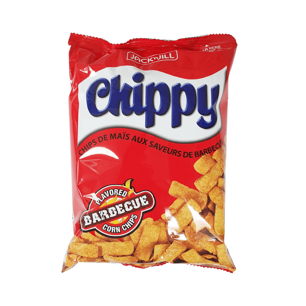 Jack'n Jill Chippy Barbeque Flavored Corn Chips 110g